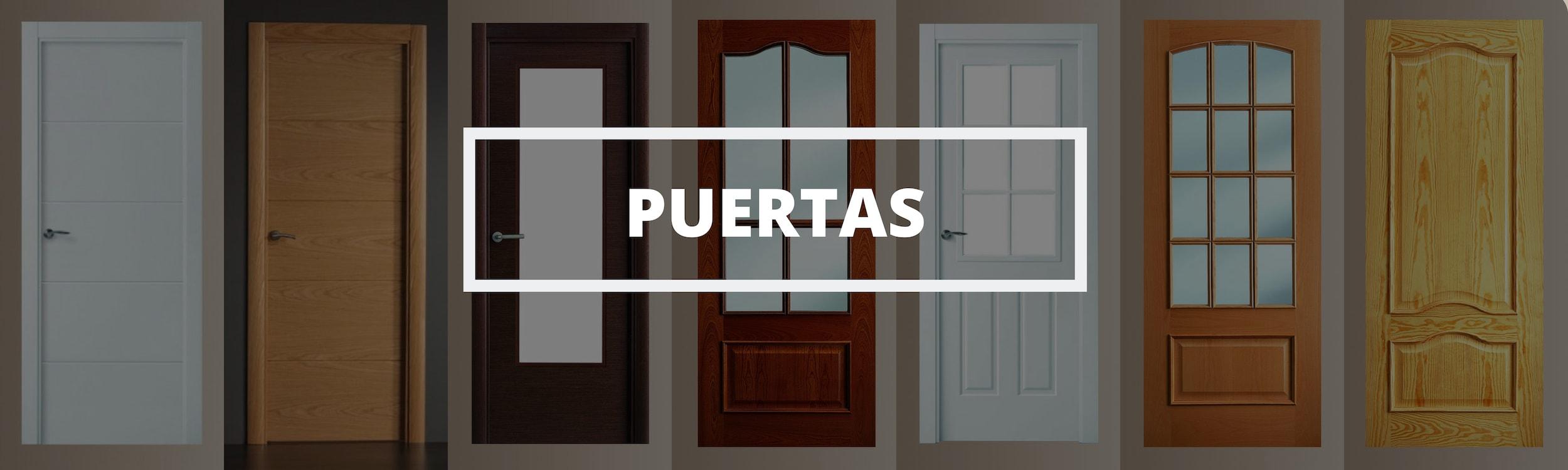Puertas Pamplona Madera